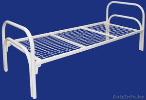 Армейские металлические кровати, двухъярусные кровати для детских лагерей, опт. - Изображение #3, Объявление #1423116