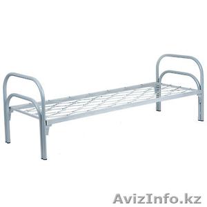 Армейские металлические кровати, двухъярусные кровати для детских лагерей, опт. - Изображение #1, Объявление #1423116
